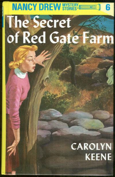 SECRET OF RED GATE FARM, Keene, Carolyn