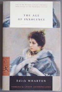 THE AGE OF INNOCENCE by  Edith Wharton - Paperback - 5th printing - from CHRIS DRUMM BOOKS (SKU: Biblio6651)
