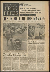 LOS ANGELES FREE PRESS; Life Is Hell In The Navy [Headline] by  Arthur (Ed.) Kunkin - 1967 - from Alta-Glamour Inc. and Biblio.com