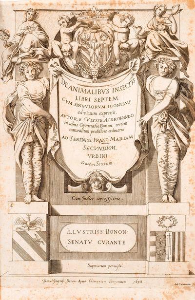 De Animalibus Insectis. Libri septem.