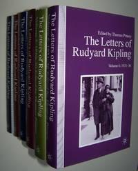 The Letters of Rudyard Kipling: 6 Volumes Complete