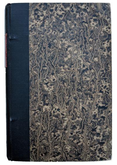 Paris:: Librairie Hachette, 1886., 1886. Series: Petite Encyclopedie Populaire. Small 8vo. viii, 268...