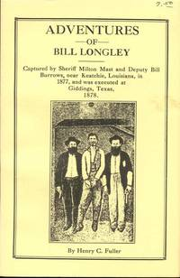 image of Adventures of Bill Longley