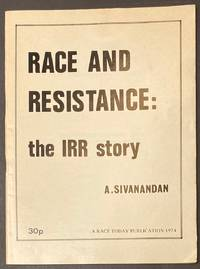 image of Race and resistance: the IRR story