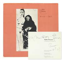 Pablo Picasso: 347 graphische Blätter aus dem Jahre 1968.