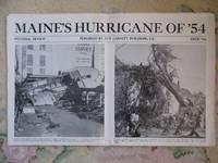 image of Newspaper MAINE'S HURRICANE OF '54.  Pictorial Review
