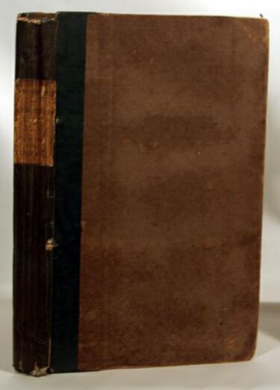 London: John Murray, 1835. First Edition. First printing Good in the publisher's original 1/4 green ...