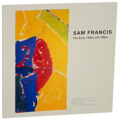 New York: Leonard Hutton Galleries. First edition. Softcover. Exhibition brochure that folds out to ...