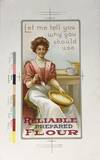 View Image 2 of 5 for  Reliable Flour Company Reliable Measuring Cup pamphlets Inventory #2218