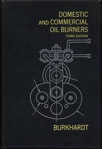 image of Domestic and Commercial Oil Burners:  Installation and Servicing