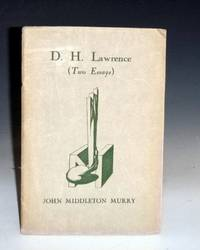image of D.H. Lawrence (Two Essays)