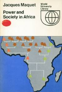 Power and Society in Africa