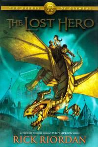The Lost Hero (Heroes of Olympus #1)