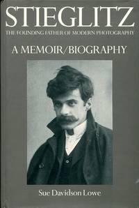 image of Stieglitz: A Memoir / Biography