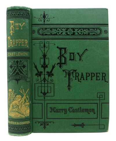 Philadelphia: Porter & Coates, 1878. 1st edition (Sternick 268). Green cloth with front board stampe...