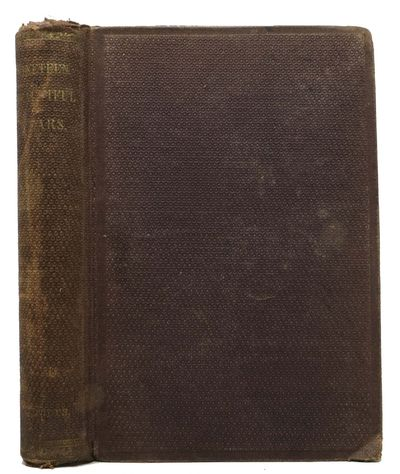 New York: Harper & Brothers, 1864. 1st edition. Brown cloth binding. Gilt stamped spine. VG (lean/sp...