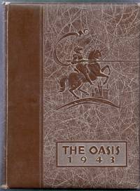 The 1943 Oasis. Northwest Nazarene College Annual [Yearbook, Year book]