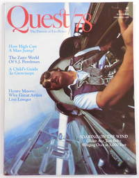 image of Quest/78 Magazine: The Pursuit of Excellence. November/December 1978. Vol. 2. No. 6