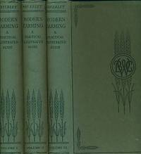 Modern Farming. A Practical Illustrated Guide. 3 volume set