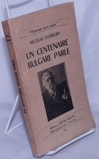 image of Un Centenaire Bulgare Parle