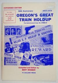 Oregon's Great Train Holdup, The DeAutremont Case No. 57893-D