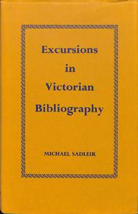 Excursions in Victorian Bibliography