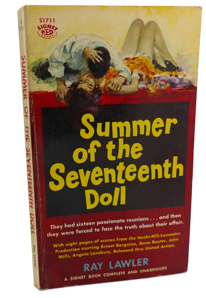 summer of 17th doll review Review: summer of the seventeenth doll   belvoir street theatre, sydney in a sense, i grew up with this play i can't remember when i first heard of it, but i.