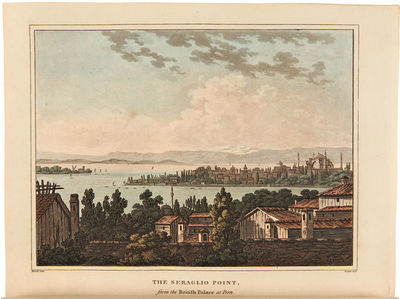CONSTANTINOPLE ANCIENT AND MODERN,...