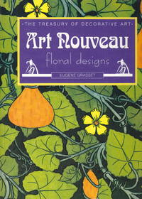 Art Nouveau:  floral designs by Grasset - 1997 - from Hard-to-Find Needlework Books (SKU: 20122)
