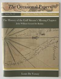 image of The history of the Gulf Stream's missing chapter: John William Gerard De Brahm