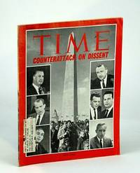 Time Magazine (Canadian Edition) November (Nov.) 21, 1969 - Counterattack on Dissent