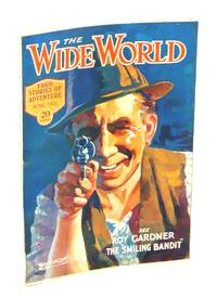 """image of The Wide World, True Stories of Adventure, June 1922, Vol. 49, No. 290: Cover Illustration of Roy Gardner, The """"Smiling Bandit"""""""