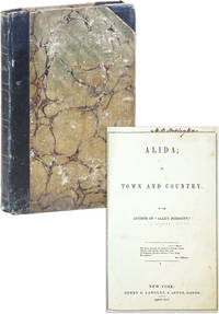Alida; or, Town and Country [Bound with] Abednego the Money Lender: A Novel