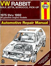 image of VW Rabbit, Jetta, Scirocco and Pickup, 1975-1992