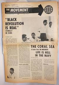The Movement: Affliated with the Student Nonviolent Coordinationg Committee; Vol. 3 No. 9, September 1967
