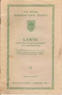 Lawns Essentials of Establishment and Maintenance