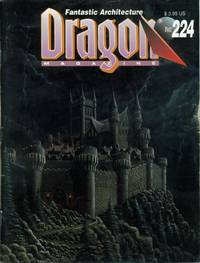 Dragon Magazine #224 by TSR - Dragon Magazine #224 - 1995 - from Stevens Collectibles and Biblio.com