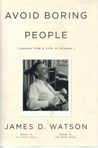 image of Avoid Boring People  Lessons from a Life in Science