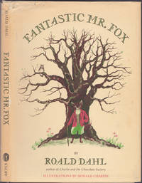 Fantastic Mr. Fox by Roald Dahl - First Edition, later printing - September 1970 - from Books of the World (SKU: RWARE0000002896)