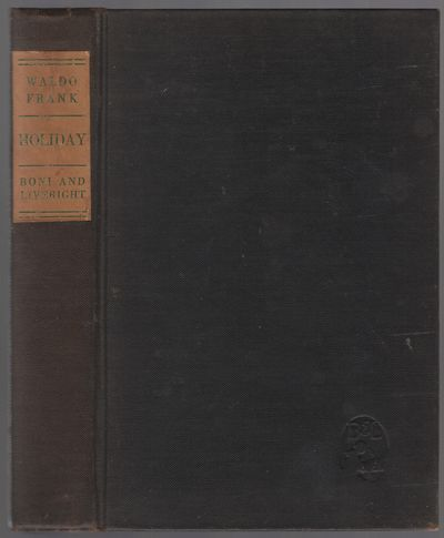 New York: Boni & Liveright, 1923. Hardcover. Very Good. First edition. Boards rubbed a bit and paper...
