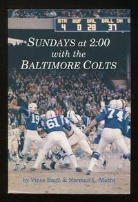Sundays at 2:00 with the Baltimore Colts [*SIGNED*]