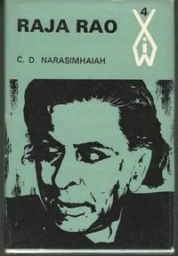 RAJA RAO    (Indian Writers series)