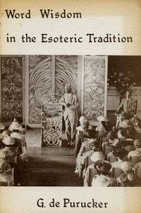 image of Word Wisdom in the Esoteric Tradition; Classes in Basic Theosophical Teaching