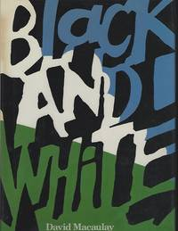 Black and White by  David Macaulay - First Printing - 1990 - from Books of Aurora, Inc. and Biblio.com