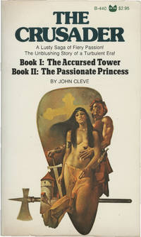 image of The Crusader: Books I-II - The Accursed Tower / The Passionate Princess (First Edition)
