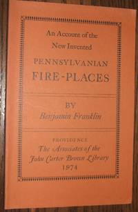 image of An Account of New Invented Pennsylvanian Fireplaces
