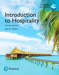 Introduction to Hospitality, Global Ed 7th Edition