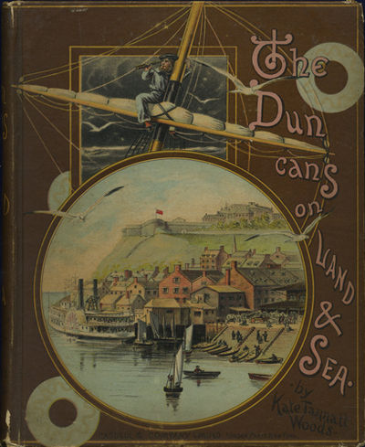 New York: Cassell & Co., 1883. Later printing. Illustrated paper-covered boards. A very good copy, m...
