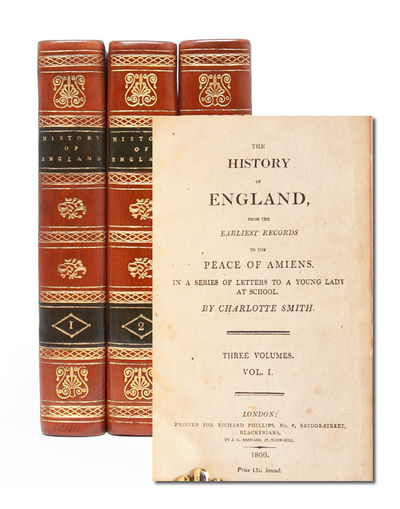 The History of England...in a Series...