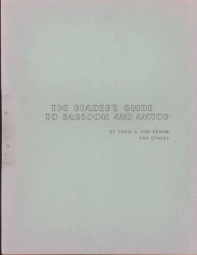 3 5-11 13-38 39-84, folding chart of Barsoom, 2 plates, one an illustration by Roy G. Krenkel, the ...